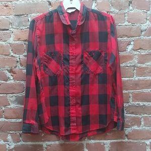 Vintage Buffalo Plaid Shirt